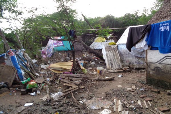 A-flood-struck-slum-district-in-Chennai